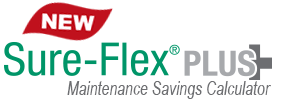 Sure-Flex Plus Cost Savings Calculator