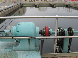 Dura-Flex Coupling for Wastewater Facilities
