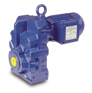Bauer Supplies Gear Motors For Crane Used To Construct
