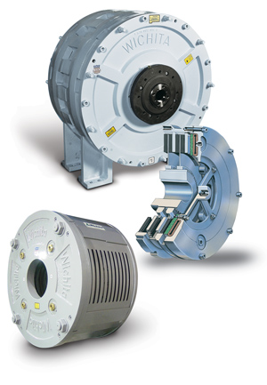 Wichita Pneumatic Clutch Designs
