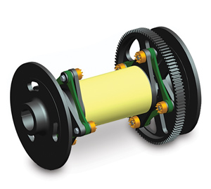 High Speed Shaft Couplings