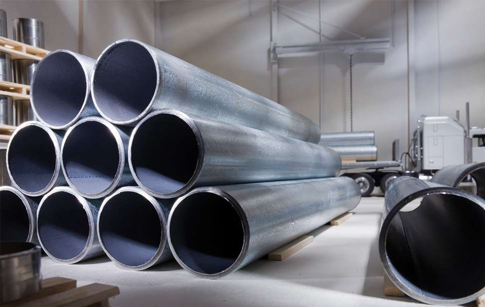 Steel Mill Pipes