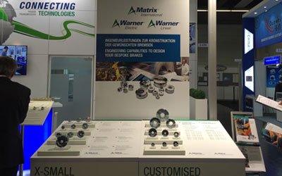 Matrix Products at SPS IPC 2015
