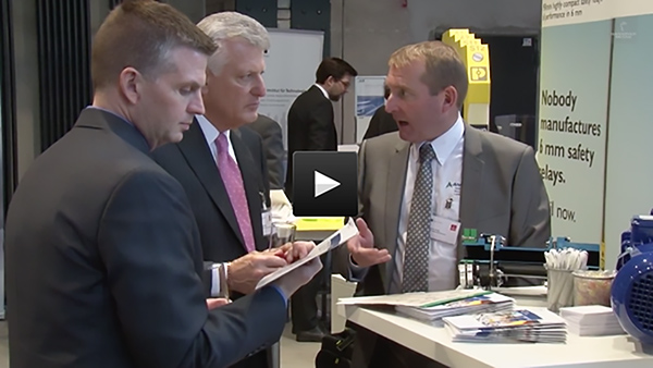 Hannover Messe Pre-Press Video