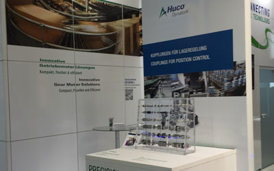 Huco product at SPS IPC 2015