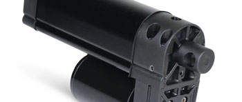 Warner Linear H-Track Actuator Zoomed